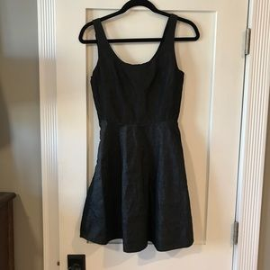 Gap Denim Jumper Dress